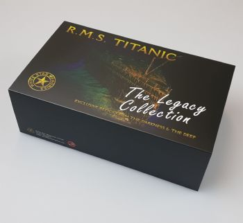 'Titanic - Legacy Collection' Coal